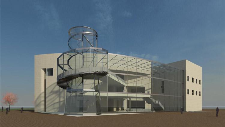 Revit 历史博物馆模型