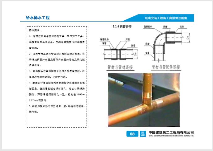建筑机电安装工程标准化施工做法图集145页
