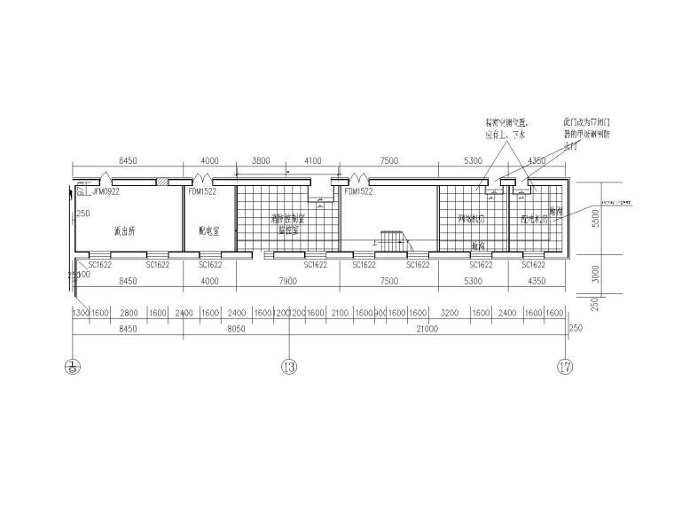 最强机房系统图五大块设计