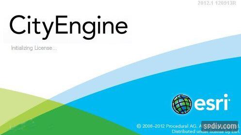 Esri CityEngine2019软件下载链接