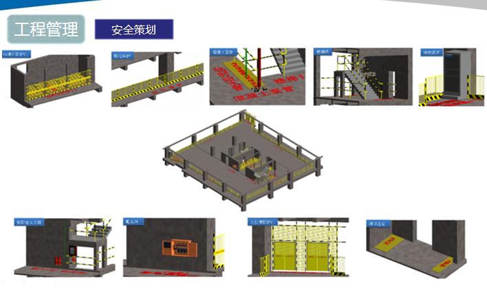 BIM技术在项目管理中的应用(PPT,48P)