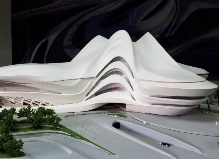 长沙钢文化艺术中心BIM智慧工地应用