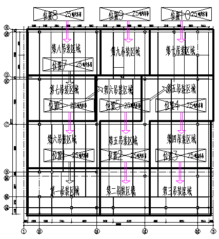 中建北京未来科技城云计算中心工程钢结构施工方案